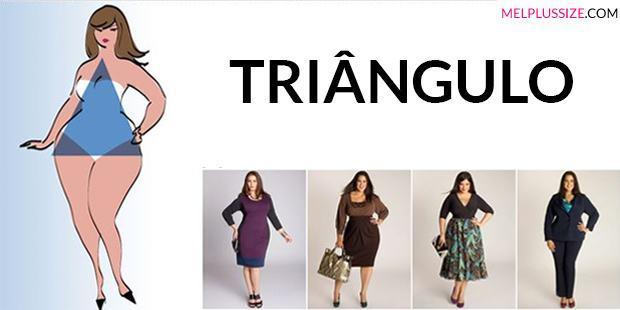 moda-gordinha-triangulo