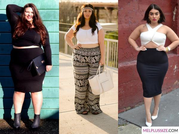 crooped-look-plus-size