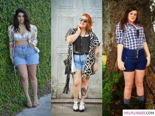 short-cintura-alta-jeans